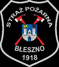 Logo OSP Błeszno