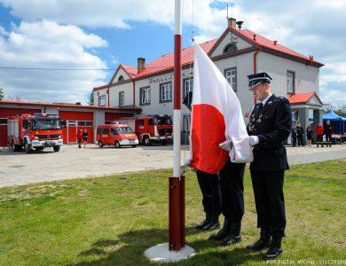 Miejskie obchody Dnia Strażaka w OSP Błeszno