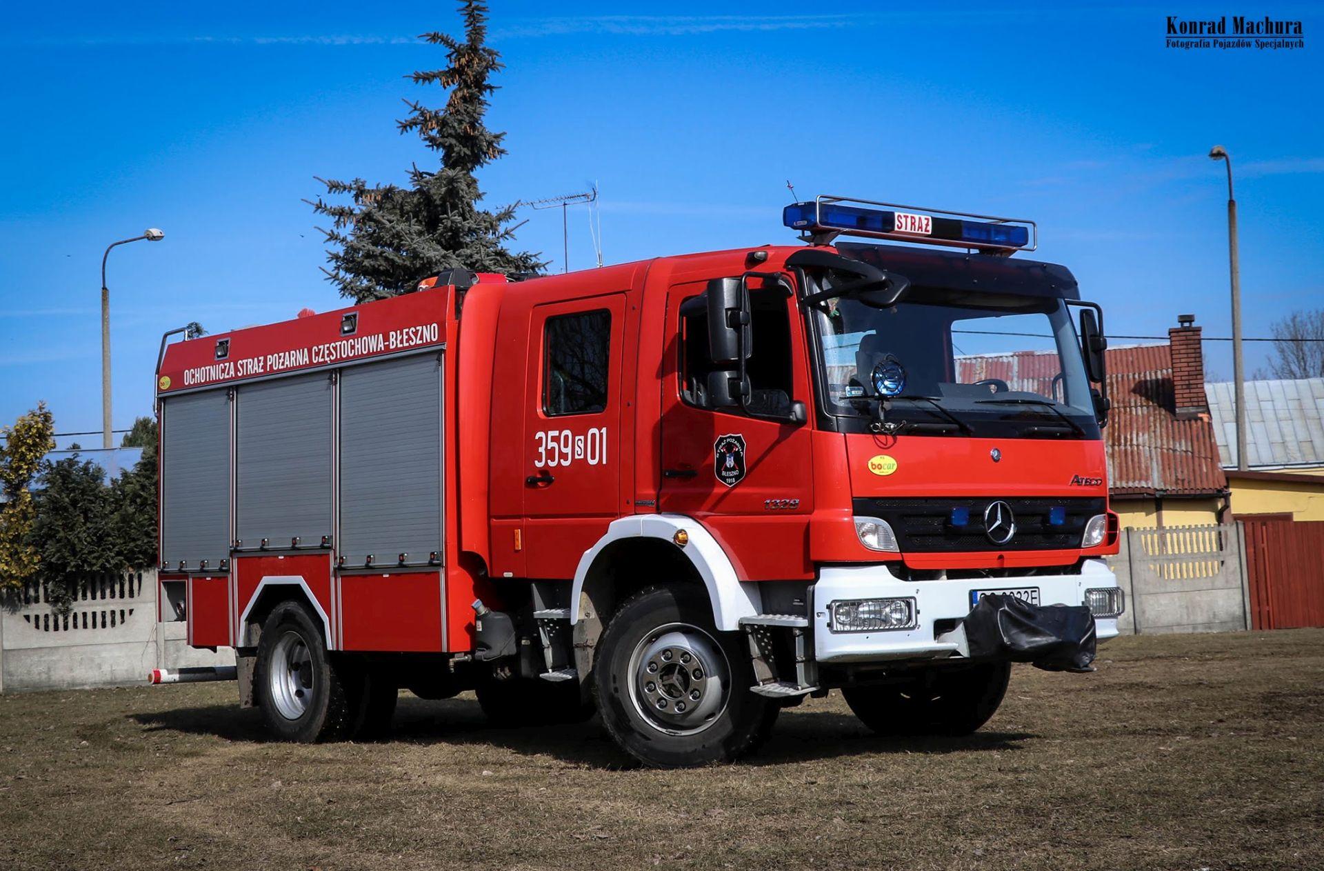 359[S]01 GBA 2,5/16 Mercedes Benz Atego 1329 AF