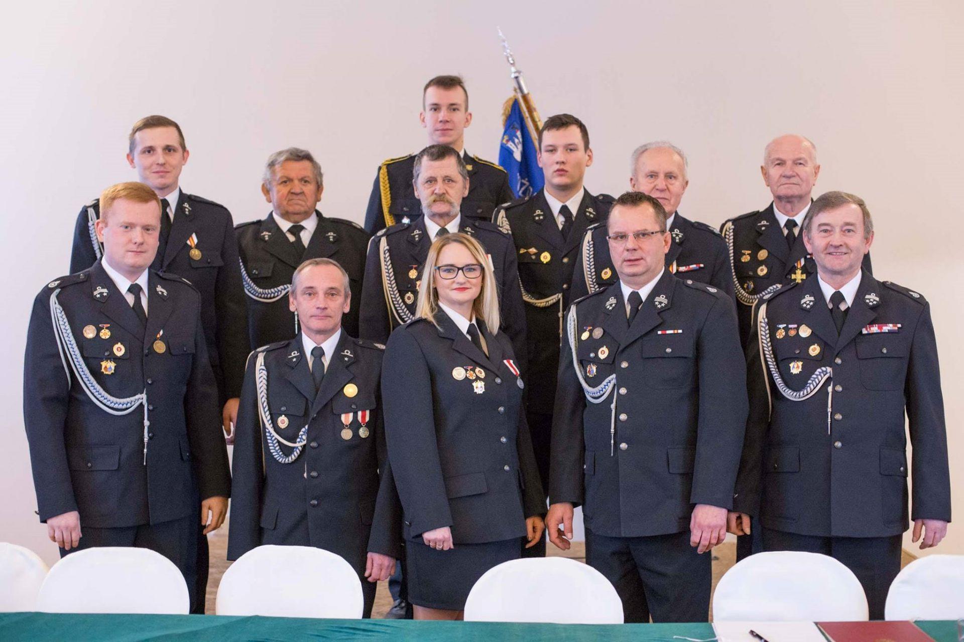 Zarząd OSP 2019